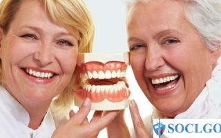 Льготы на протезирование зубов для пенсионеров в 2021 году
