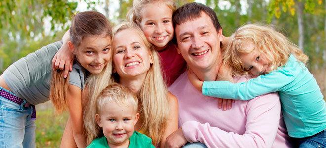 Льготы многодетным семьям в Нижегородской области