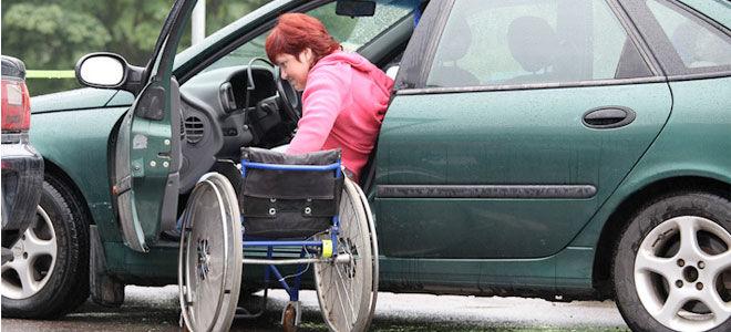 Инвалиду 1 и 2 группы положена машина