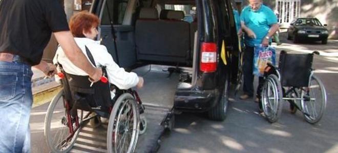Социальное такси для инвалидов (колясочников) в 2021 году