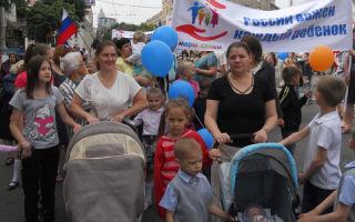Льготы многодетным семьям в Ростовской области
