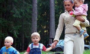 Льготы многодетным мамам в Томске
