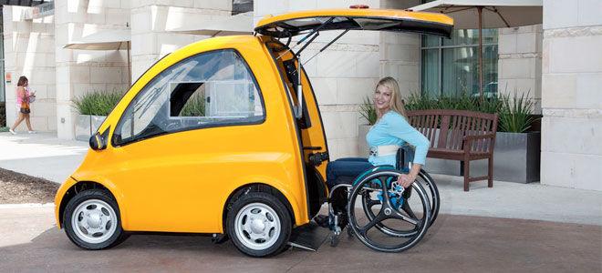 Положена ли инвалиду бесплатная машина