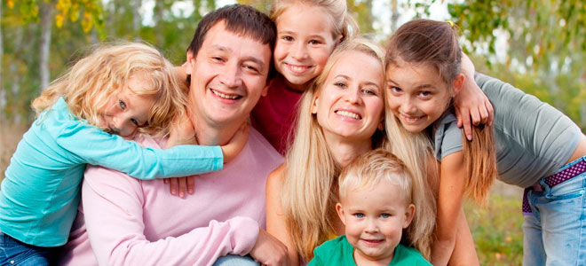 Какие налоговые льготы положены многодетным семьям