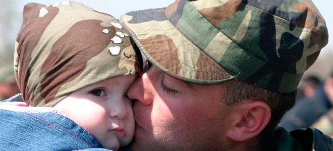 Выплаты для семей военнослужащих