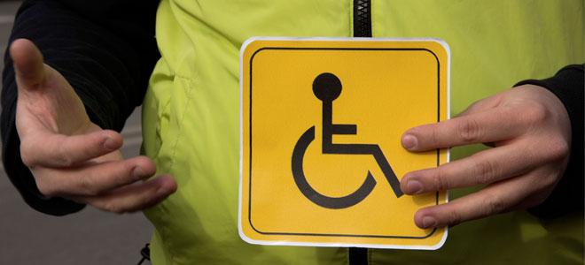Какие льготы на дорогах полагаются инвалидам