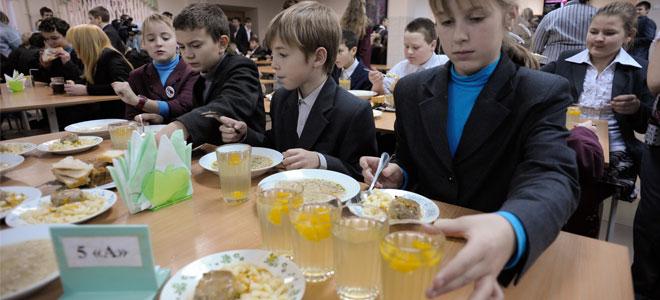 Ежемесячная компенсация питания школьнику Тольятти
