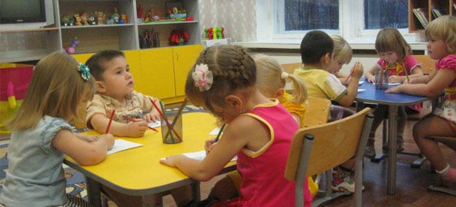 Компенсация за детский сад Тольятти