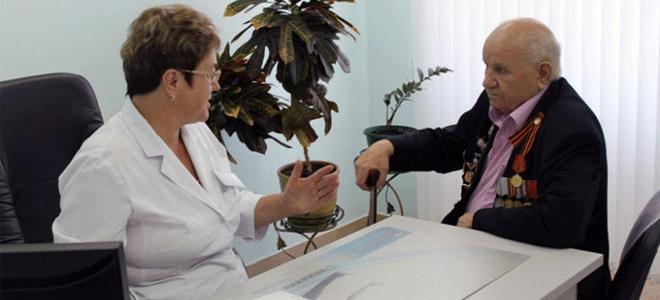 Медицинские льготы ветеранам боевых действий в Москве