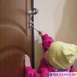сирота, претендующая на жилье
